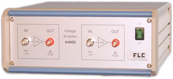 Amplifier_A400D